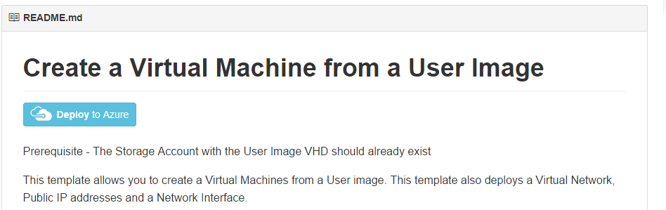 101-vm-from-user-image template